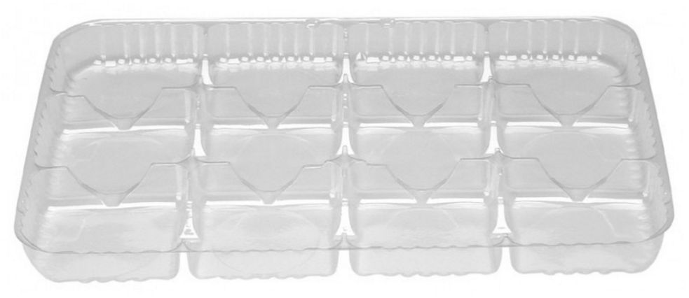 12 cell ravioli tray